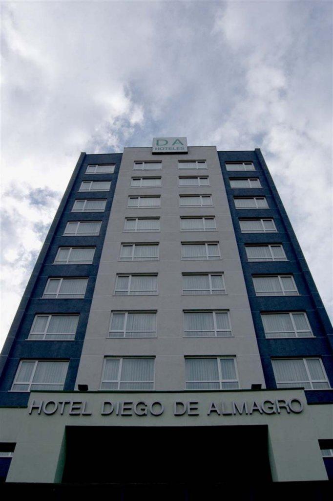 Hotel Diego de Almagro Temuco - Hotel Diego de Almagro centro Temuco
