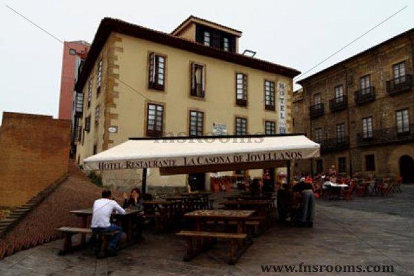 Hotel Casona Jovellanos Gijon