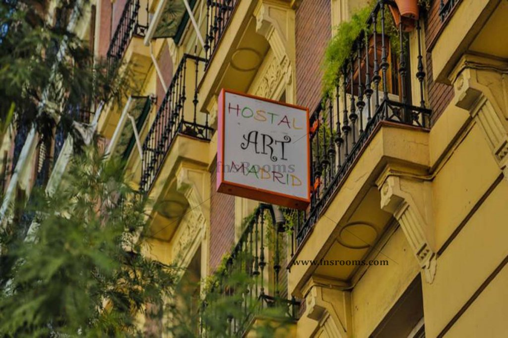 Hostal Art Madrid