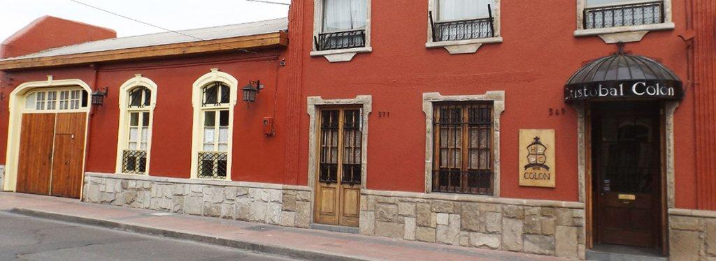 Hotel Cristóbal Colón La Serena