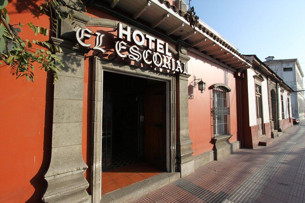 Hotel Escorial  La Serena
