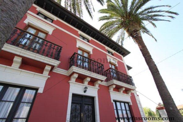 Hotel Casa de Indianos Don Tomas Llanes