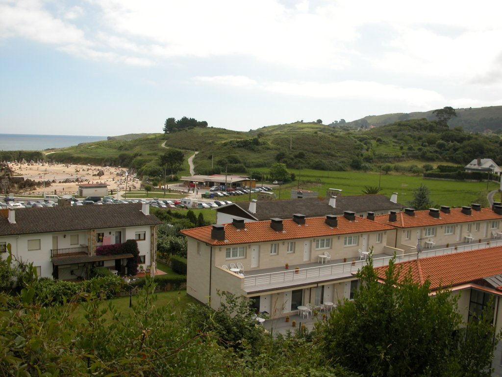 Apartamentos Playa de Toro Llanes