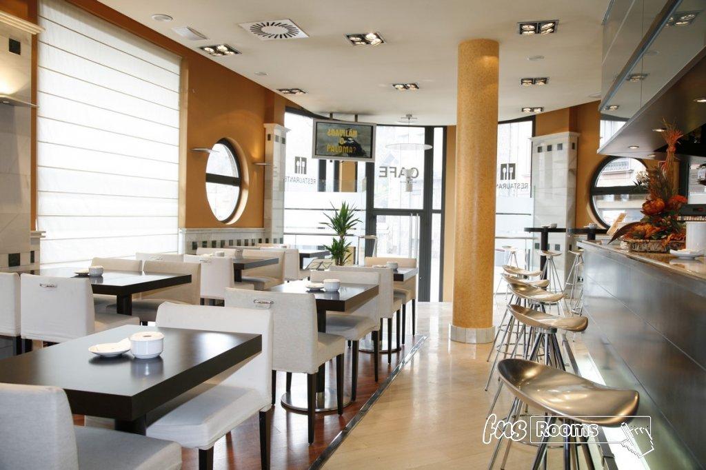 3 - Hotel Mieres del Camino