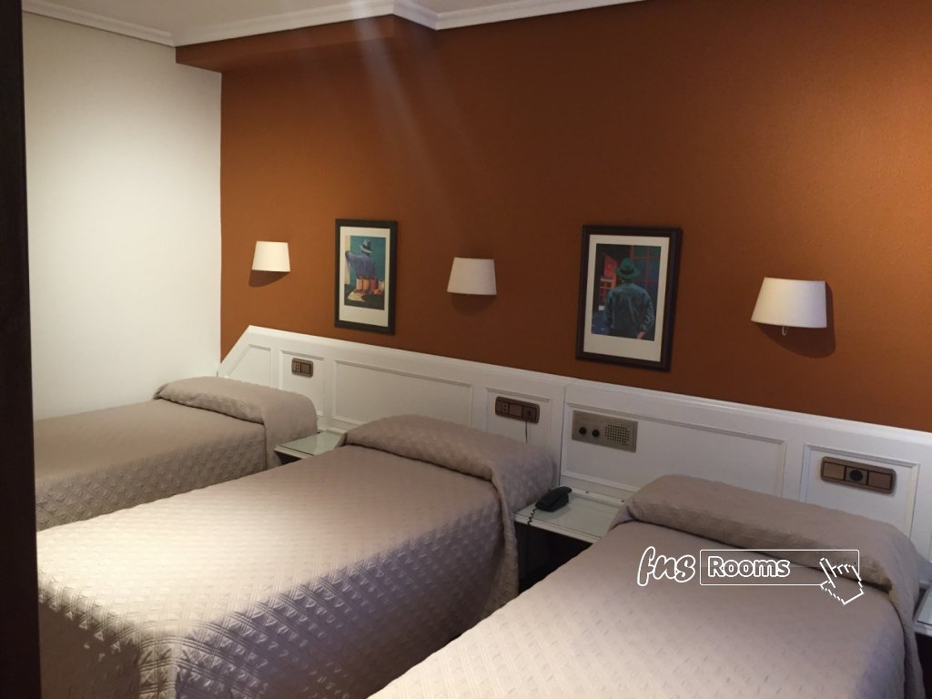 Hotel Ovetense Oviedo