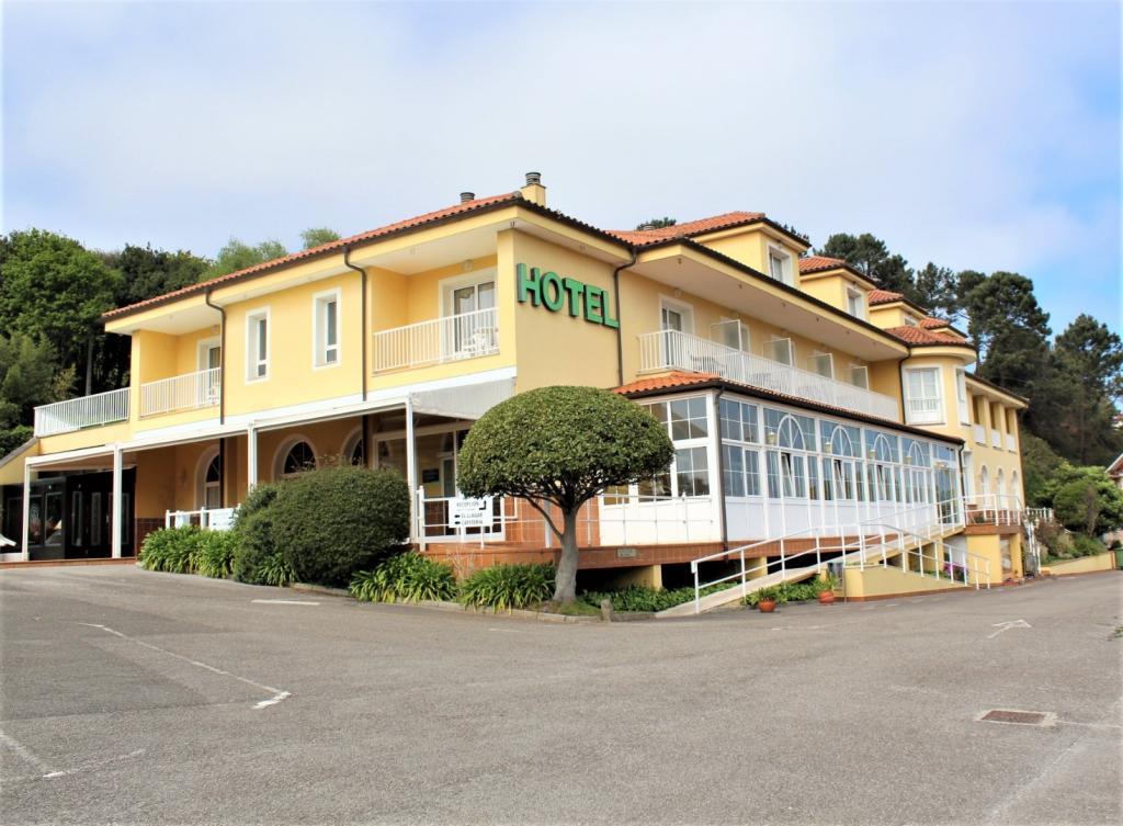 Hotel y Casona El Carmen.  Carreño