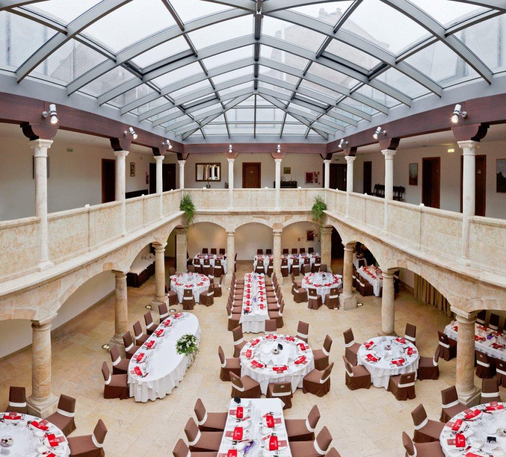 Hotel  Restaurante Palacio de Merás