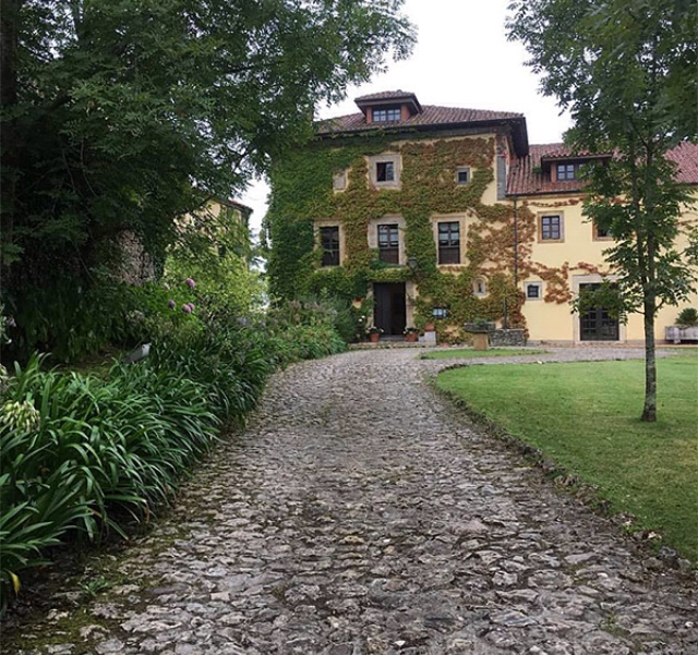 Hotel Palacio de Cutre Infiesto
