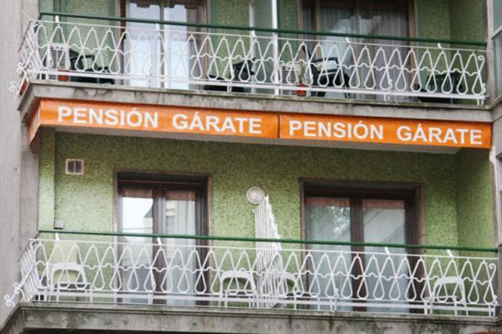 1 - Pension Garate
