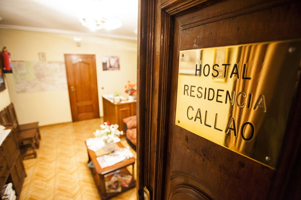 Hostal Callao - Cheap Hostel in Madrid