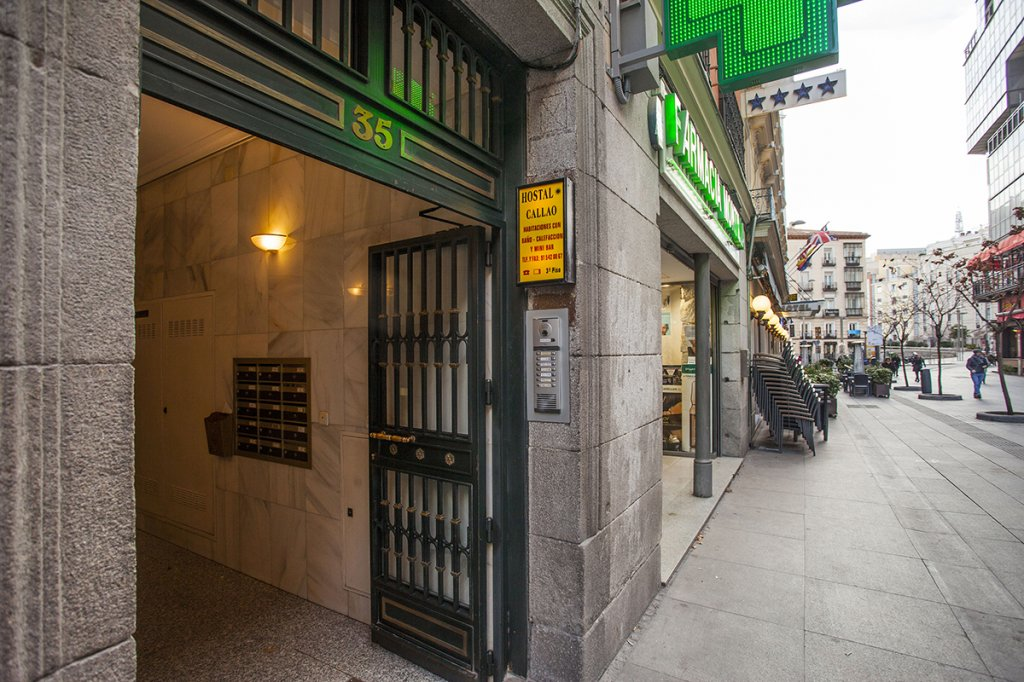 Hostal Callao Madrid