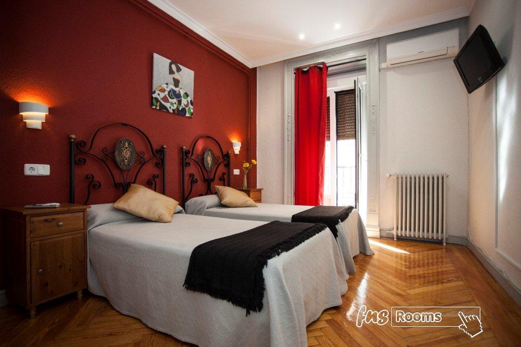 Hostal Aresol * Madrid