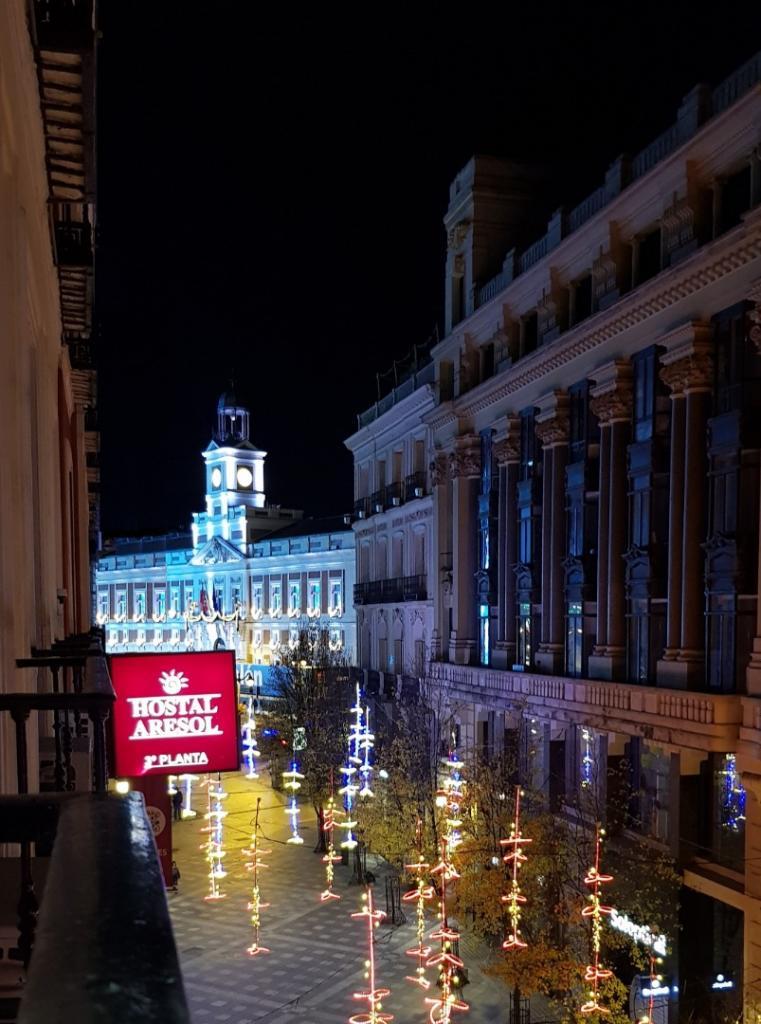 3 - Hostal en Sol Madrid