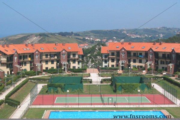 Apartamentos Rovacias Comillas Golf y Deportivo
