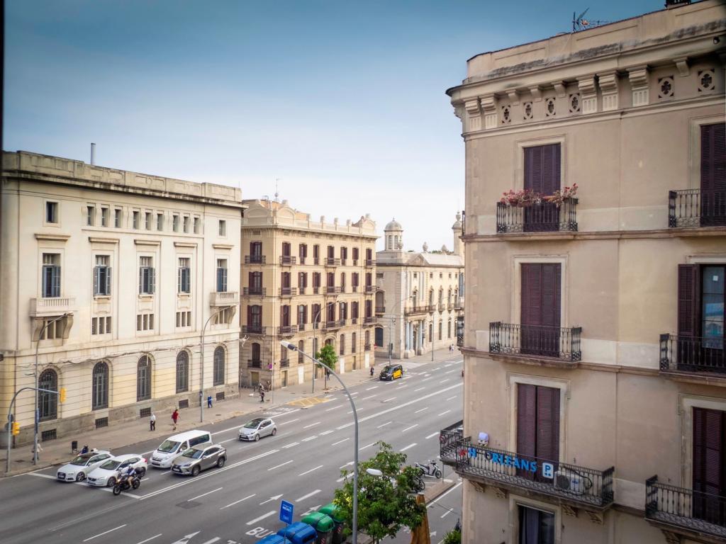 Pension Ciudadela Barcelona