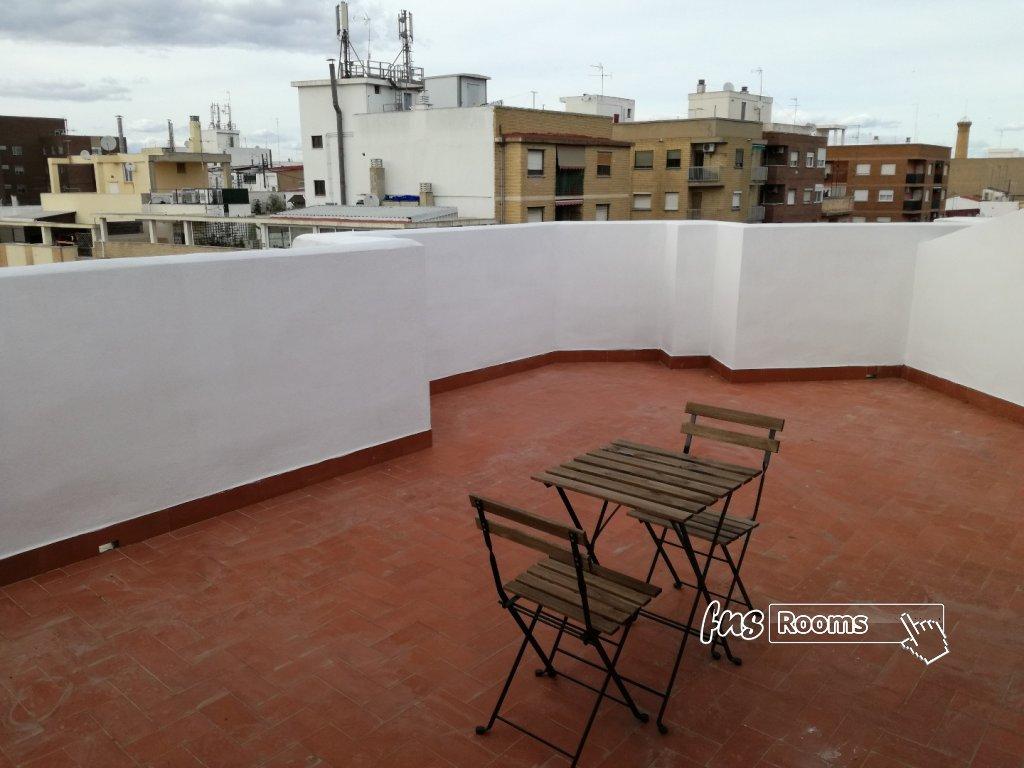 B&B Habitaciones Barra89 Valencia