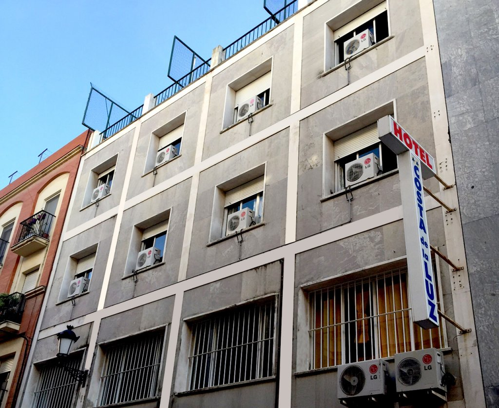1 - Hotel Costa de la Luz - Hotel Costa de la Luz Huelva