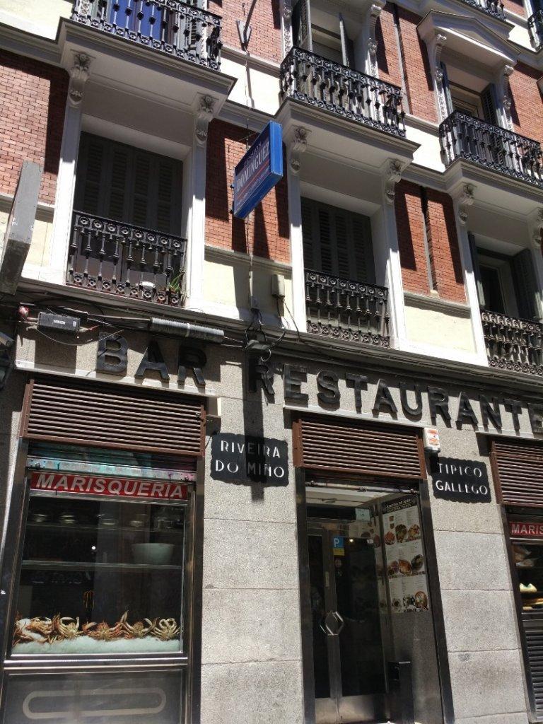 Hostal Domínguez Madrid