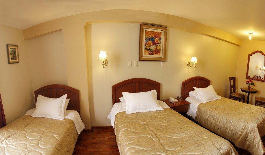 Manhattan Inn Airport Hotel Lima