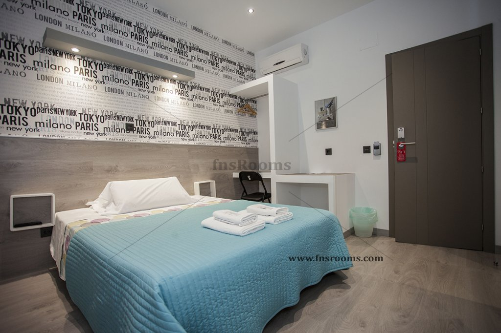 Fuencarral Rooms Madrid
