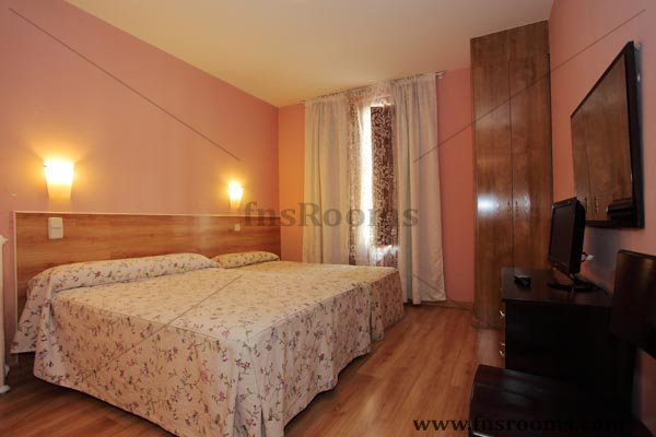 2 - Hostal Nersan 2 en Madrid