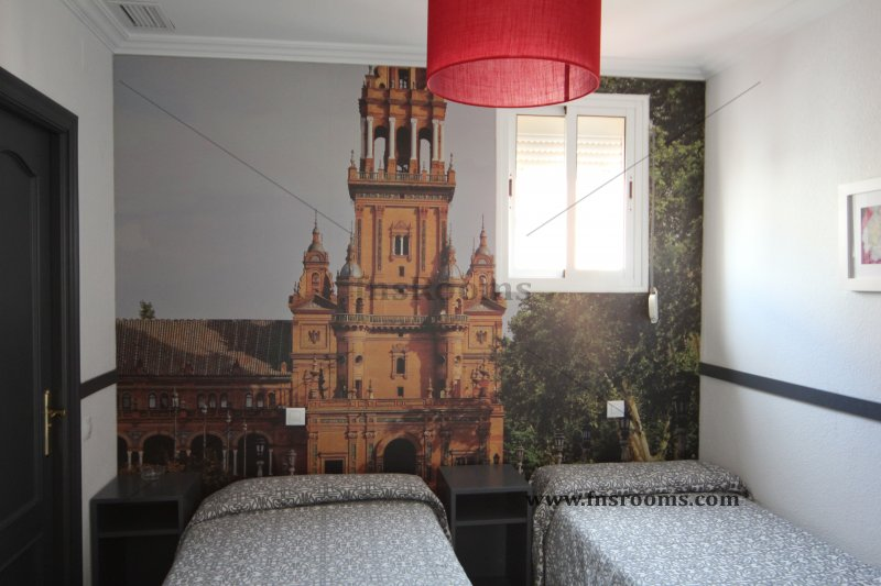 Hostel in Seville