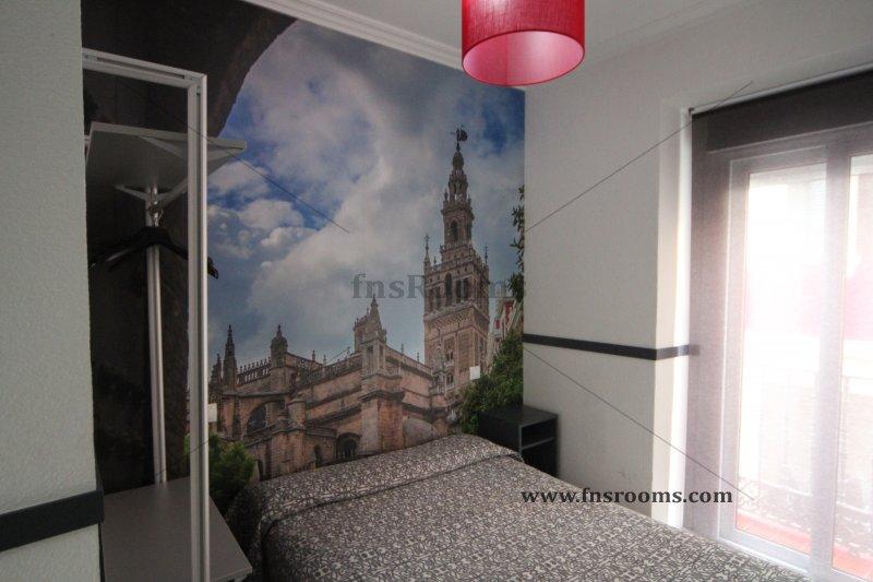 Hostal Pacos - Hostal en Sevilla - Hostal barato Sevilla - Galeria