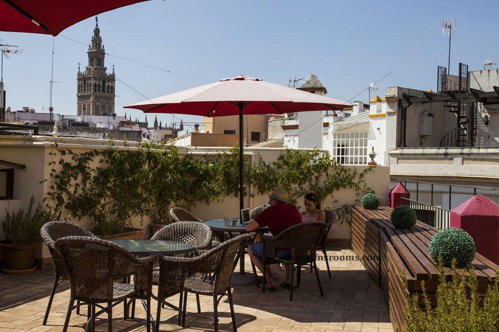 Hostales Sevilla - Callejon del Agua Sevilla