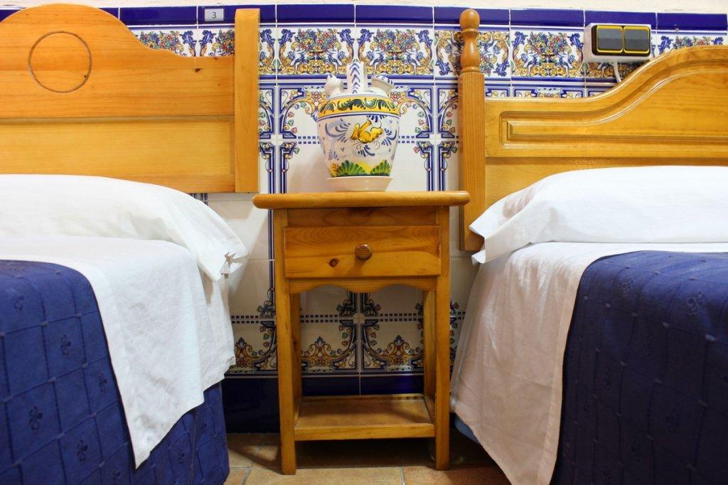 Alojamientos Sevilla