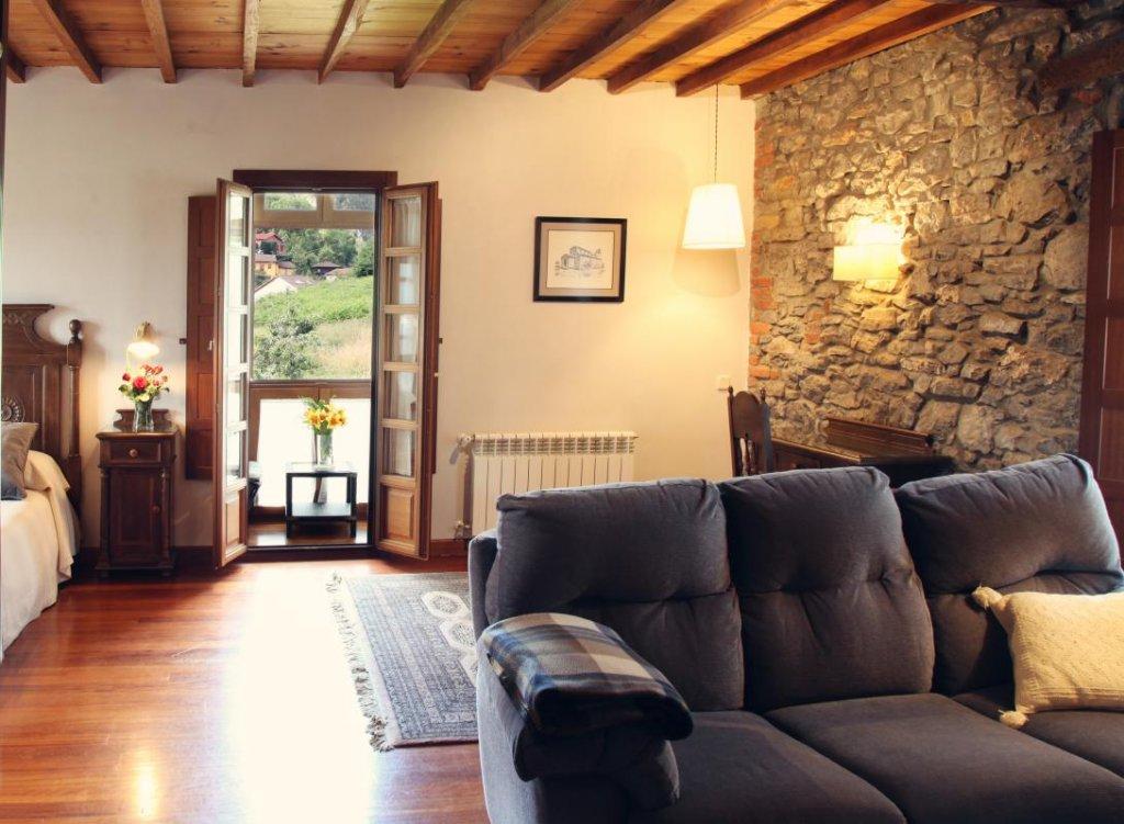 23 - Rural house La Pumariega