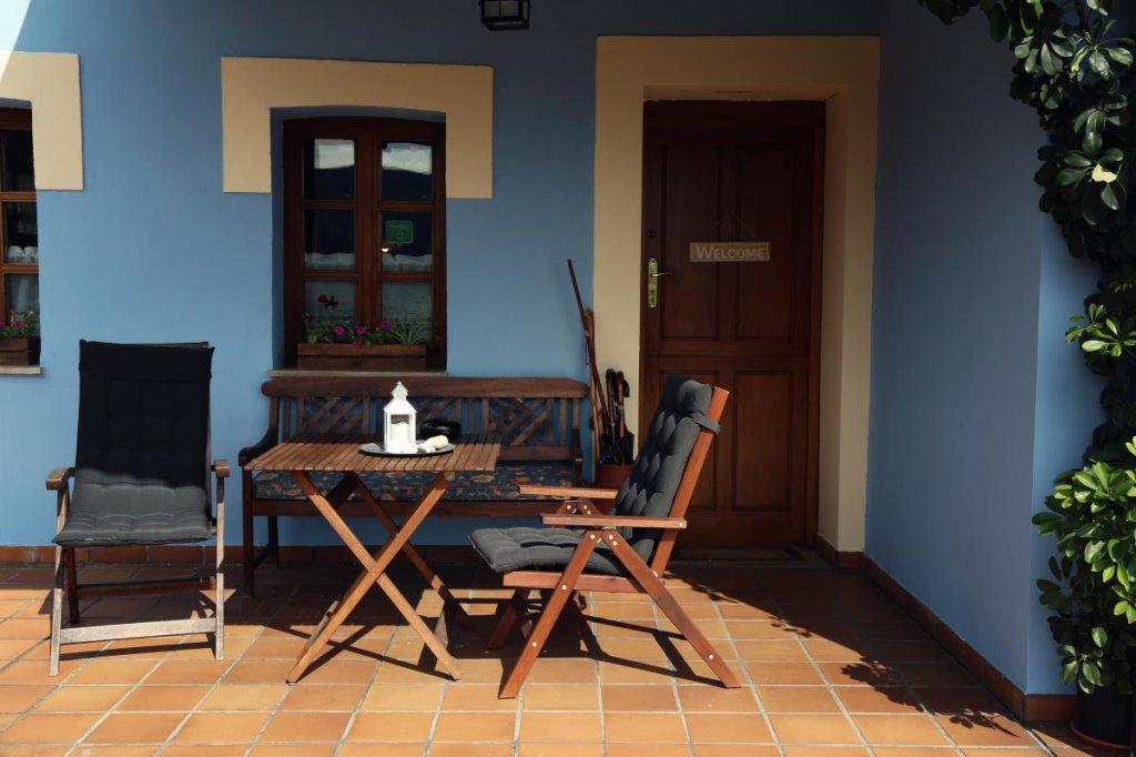 4 - Rural house La Pumariega