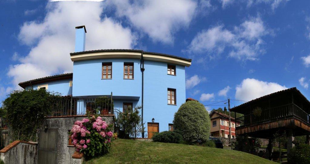 7 - Rural house La Pumariega