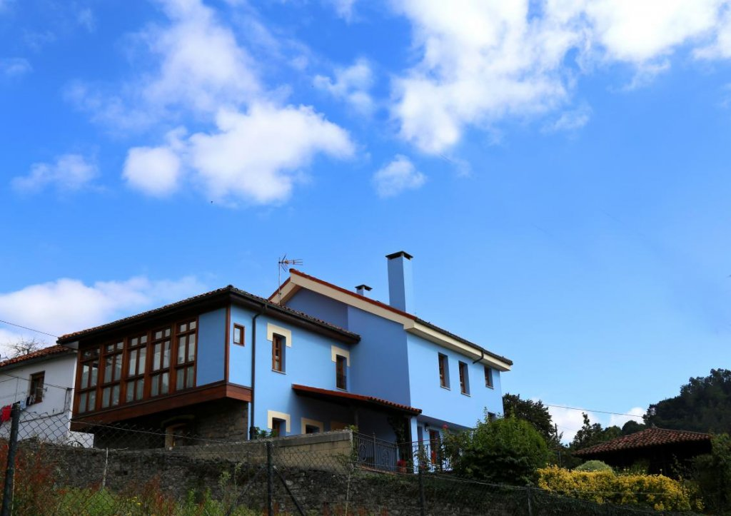9 - Rural house La Pumariega