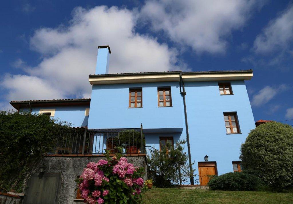 11 - Rural house La Pumariega