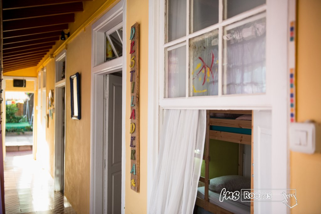20 - La Terrera Youth Hostel La Laguna