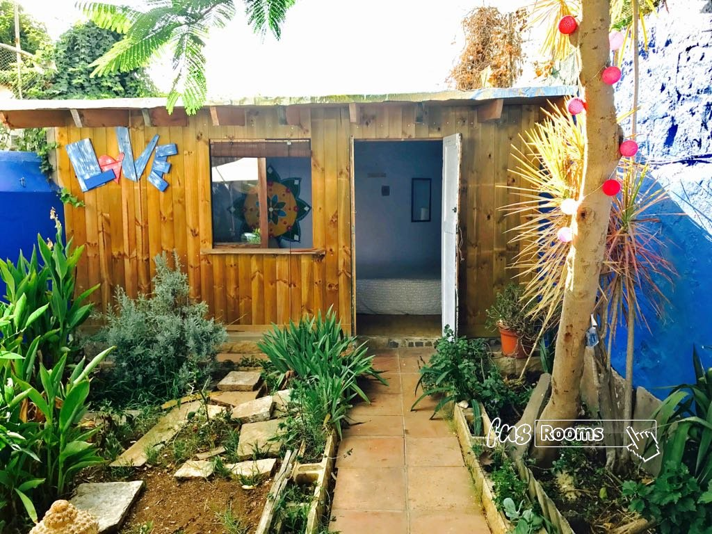 36 - La Terrera Youth Hostel La Laguna