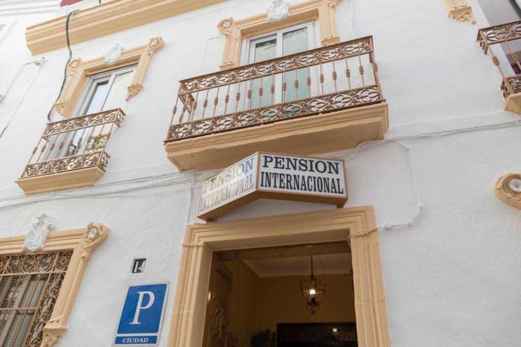 Pension Internacional - Pension Internacional Cordoba