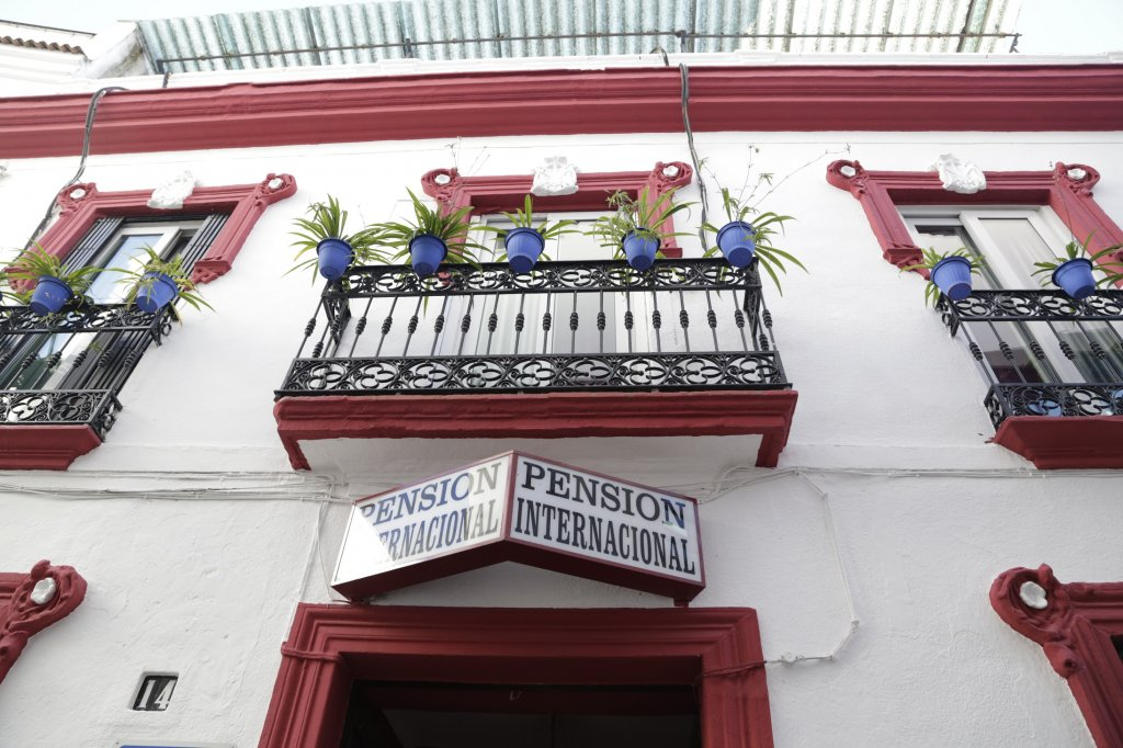 Pension Internacional - Pension Internacional Cordoba