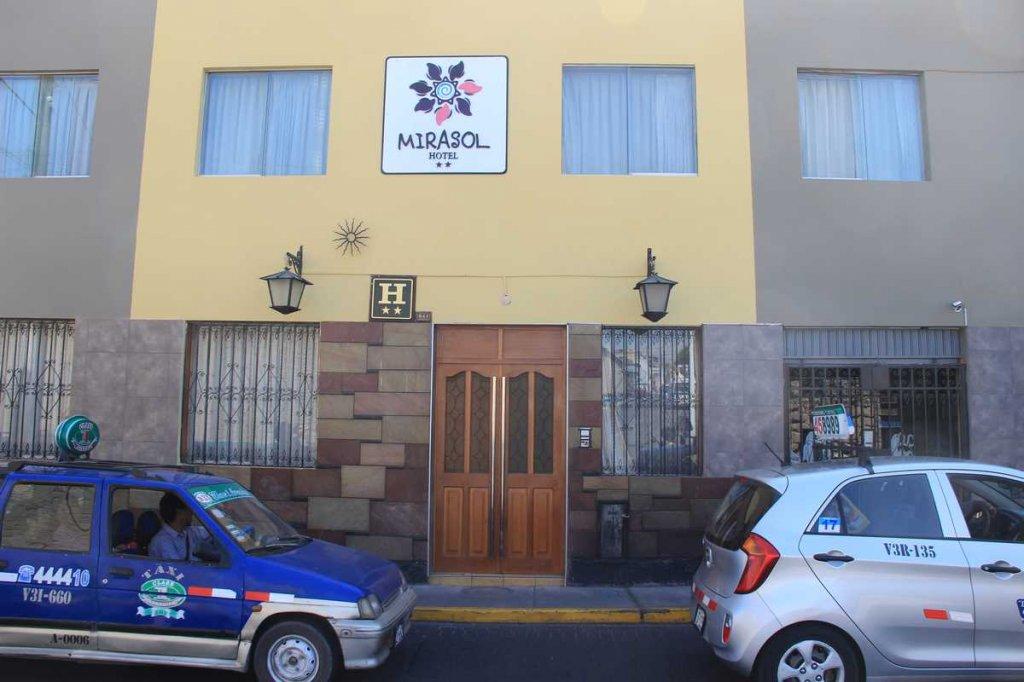 Hotel Mirasol center Arequipa