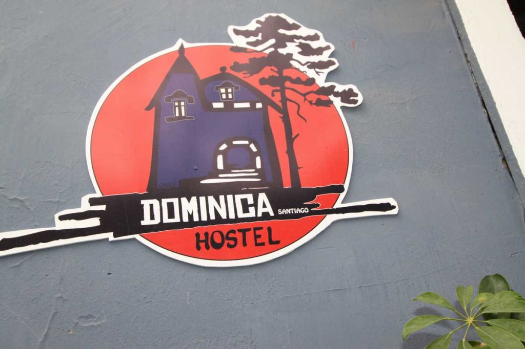 Dominica Hostel em Santiago do Chile