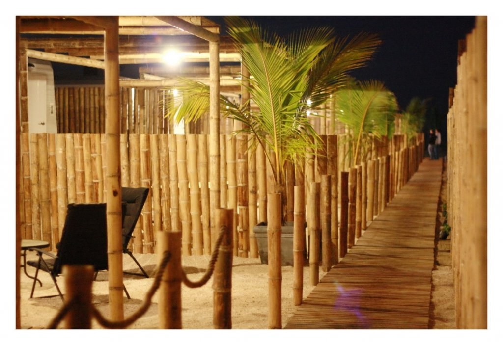 Bamboo Paracas Resort