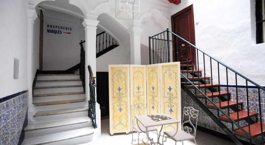 23 - Hospedería Marqués in Cadiz