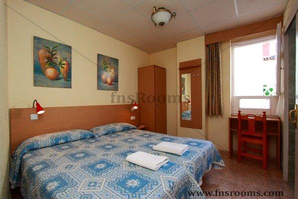 Hostel in Malaga