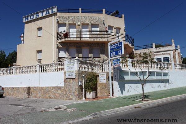 Hostales en Calpe - Hostal en Calpe - Hostal La Paloma II