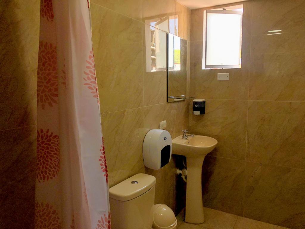 Classic Matrimonial. Private bathroom