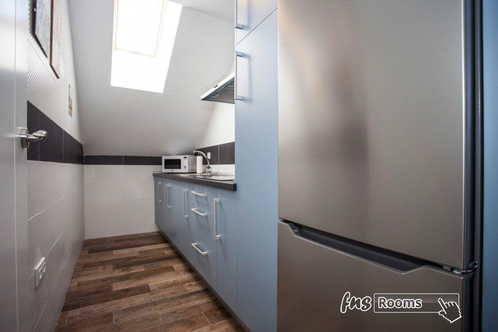 Apartamento de férias com cozinha e jacuzzi para 4 pessoas