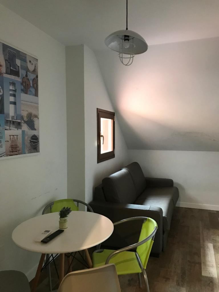 Apartamento de férias com cozinha e terraço para 4 pessoas