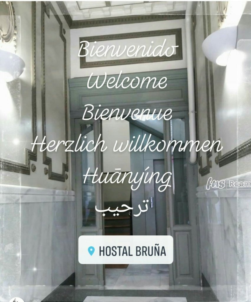 Hostal Bruña Madrid