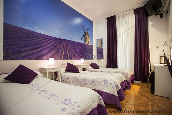 Hostal Comercial Madrid