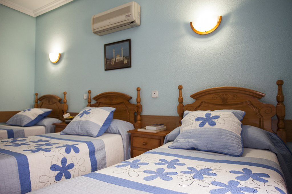 21 - Hostal Bermejo Madrid